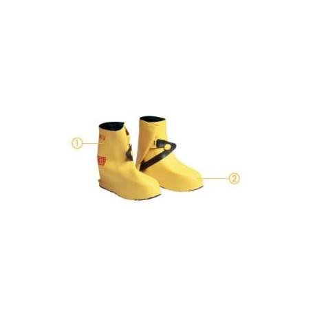 Sur-chaussures isolantes