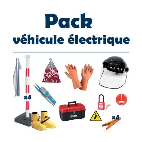 Pack pour véhicule électrique