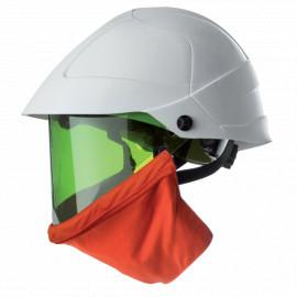 Casque Arc-Flash (écran intégré et protection du cou)