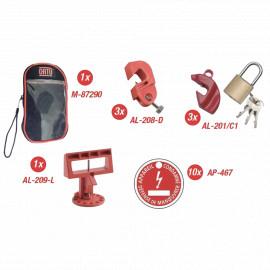 Kit de consignation pour disjoncteurs