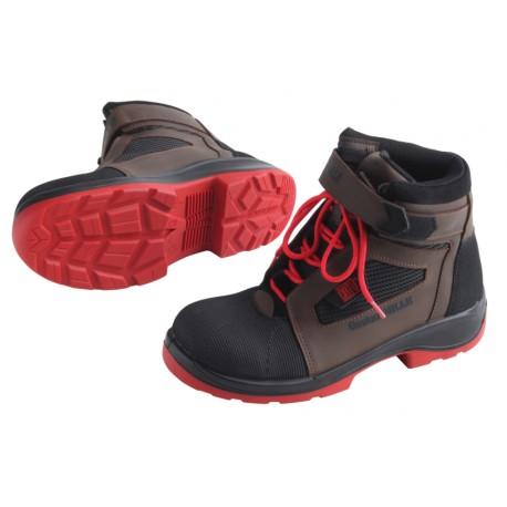 Chaussures sécurité semelle isolante 1000V haute été