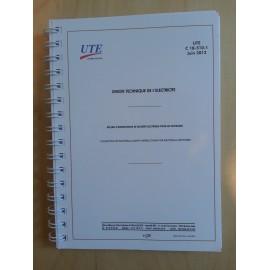 Livret C18-510-1 (édition 2012)