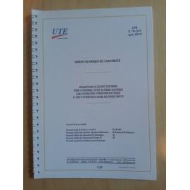 Livret C18-531 (édition 2012)
