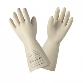 Gants latex isolants classe 0 basse tension