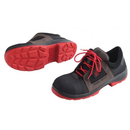 Chaussures sécurité semelle isolante 1000V basse été