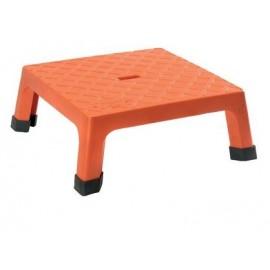 Tabouret isolant plastique orange 24kv