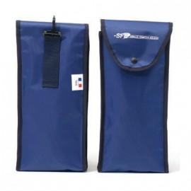 Sac de protection en toile pour gants d'électricien