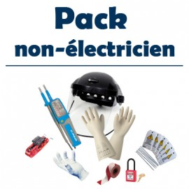 Pack non électricien BS-BE Manoeuvre