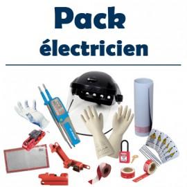 Pack électricien basse tension - tous niveaux
