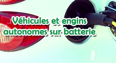 vehicules électriques